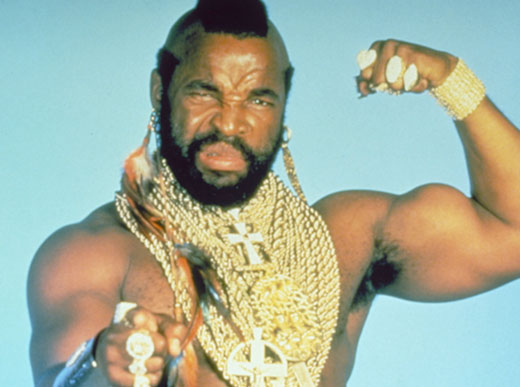 Jibbart Jabbart: A Mr. T Art Show and Experience