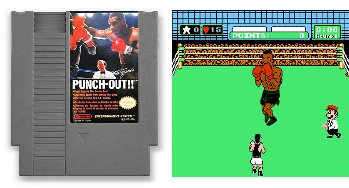 Mike Tyson's Punch-Out!! on Nintendo - NES
