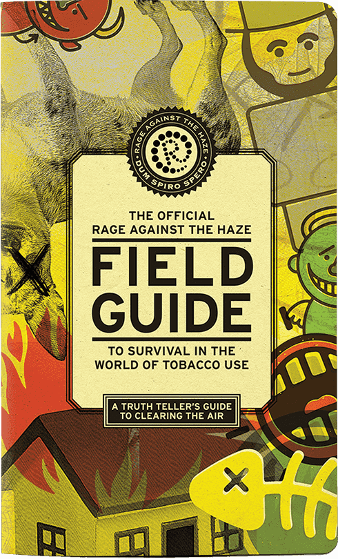 Rage Field Guide