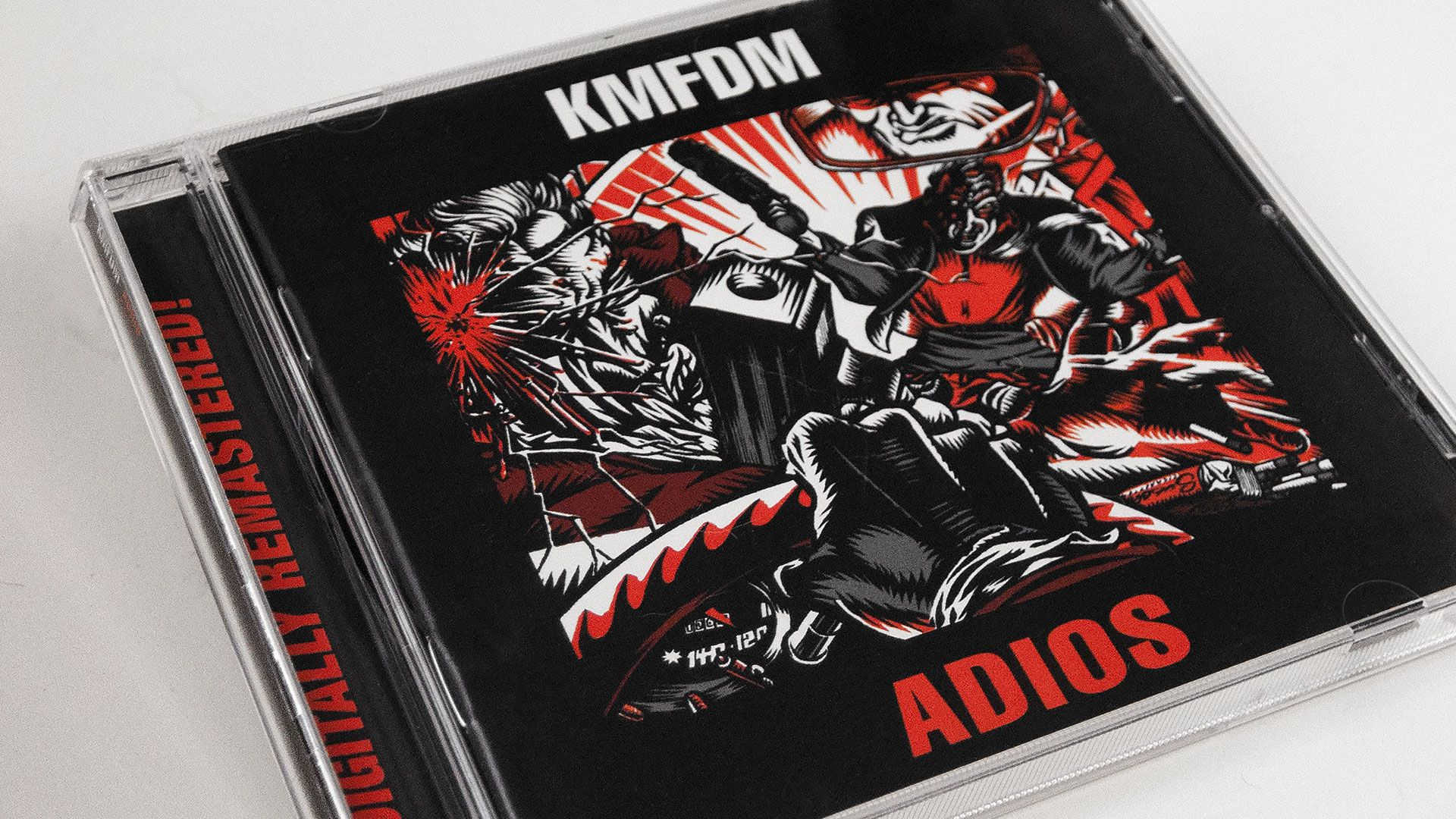 Kmfdm Albums Get Redesigned And Remastered