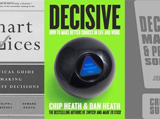 Deciding Design Decisions Decisively