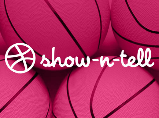 Dribbble: Show and Tell for Designers