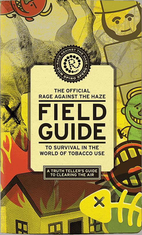 Rage Field Guide