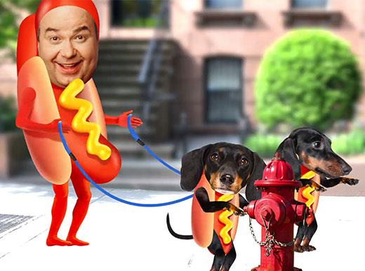 I'm a Hotdog