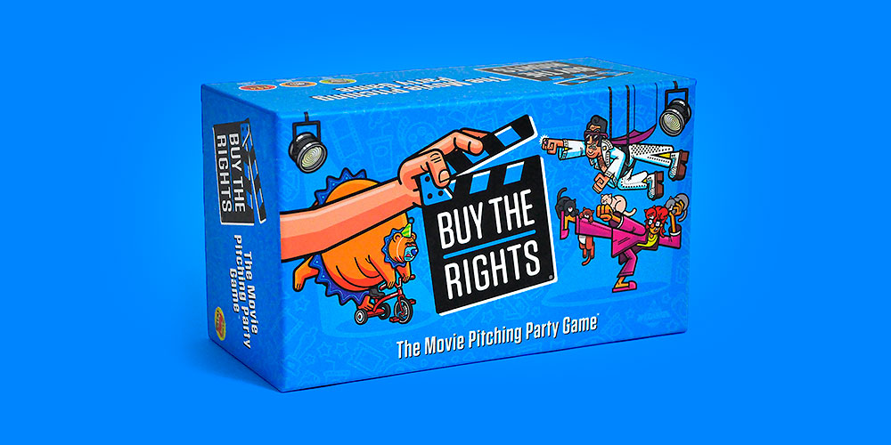 Buy the Rights