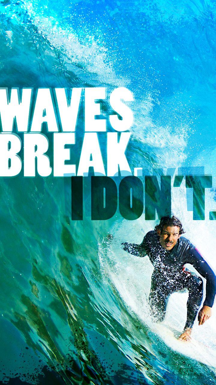 wavesbreak