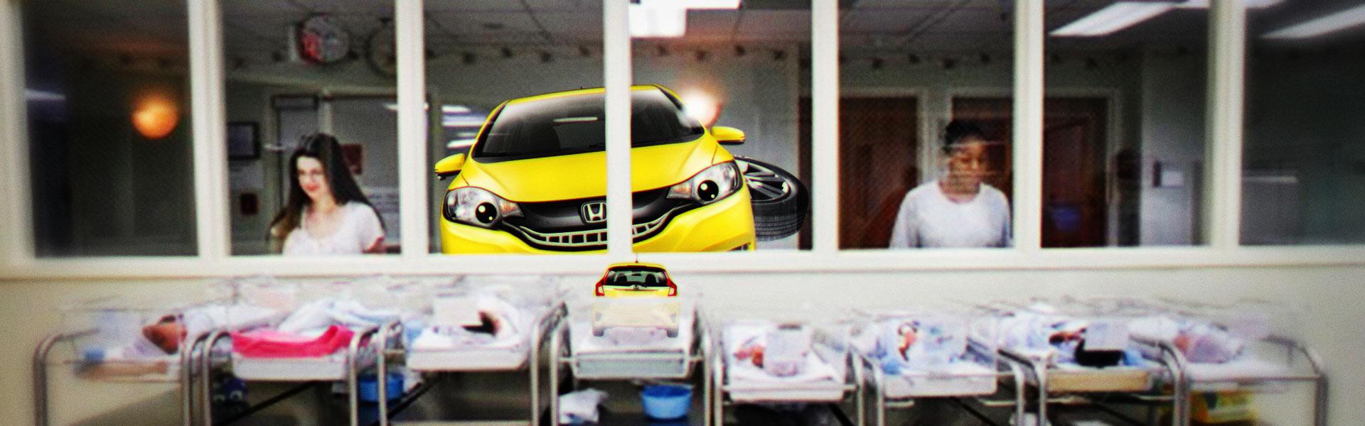 Honda - Name Your Car Day