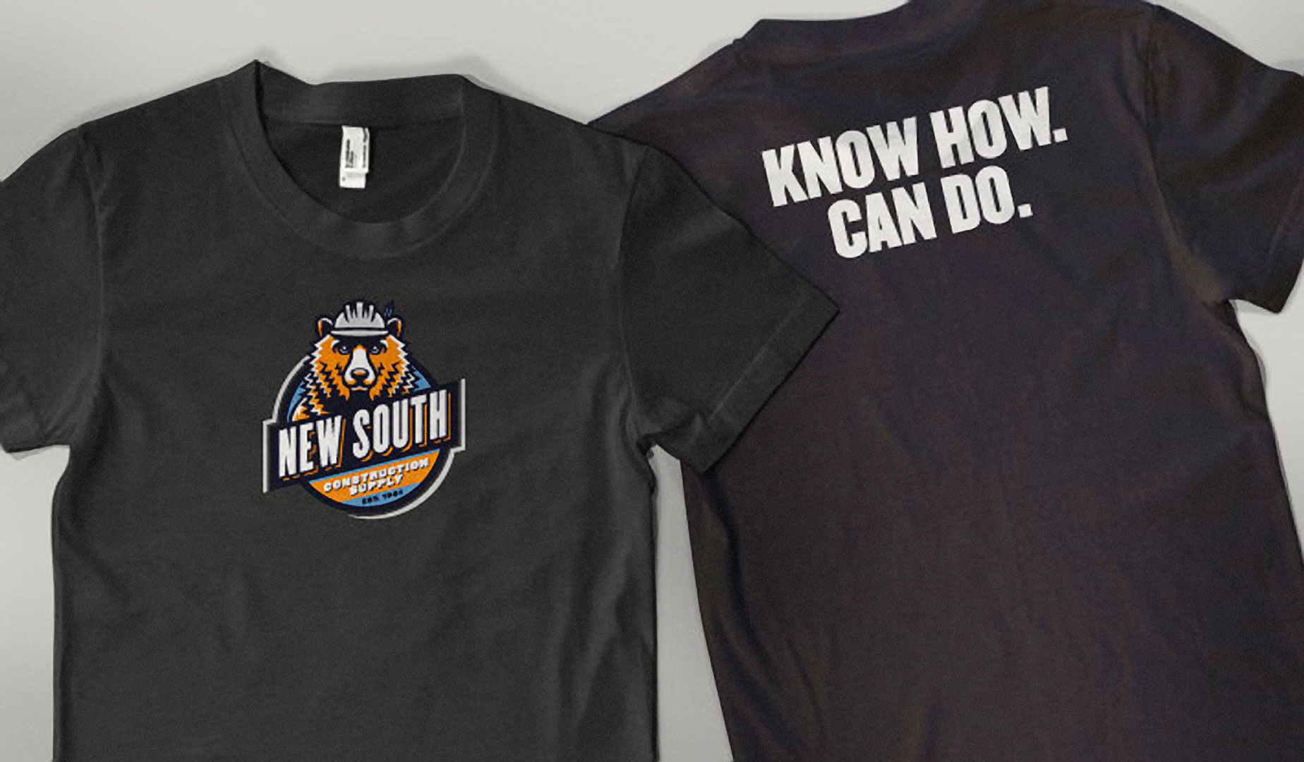New South Construction Supply - Shirt